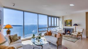 Endless Views of the Seattle Waterfront and Beyond