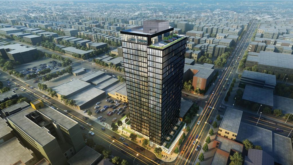 Luxury student housing will be first U District tower in coming wave