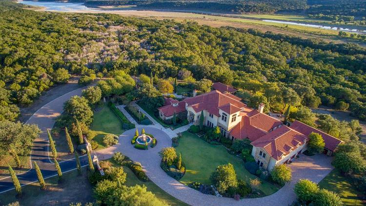 Disaster-proof mansion sets price record for Georgetown