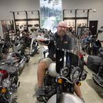 New Triad Harley-Davidson dealership offers graphic changes