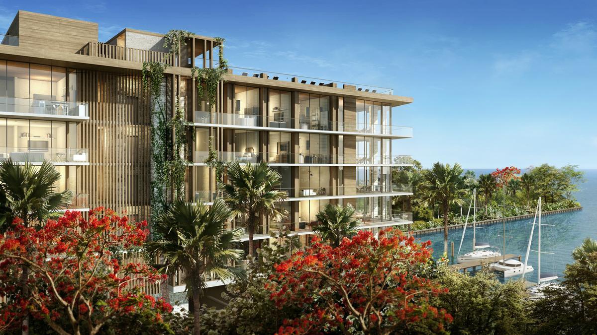 Fairchild Coconut Grove condo by ROVR Development breaks ground in ...