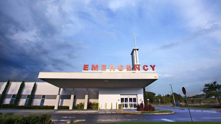 Florida Hospital Lake Mary Emergency Department