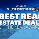 Best Real Estate Deals winners, Deal of the Year announced