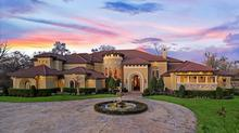 Picturesque Tuscan Villa In River Forest Estates