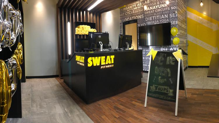 Sweat Fitness Opens Flagship Location On South Broad