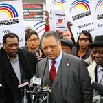 Jesse Jackson calls for Kroger boycott, meeting with CEO <strong>McMullen</strong> during Cincinnati visit