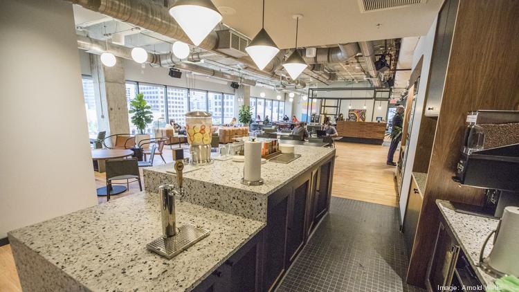 WeWork program: Members limited to 4 beers a day, and only