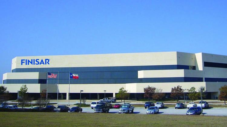 Car Dealerships In Sherman Tx >> Finisar An Iphone Supplier With Major Plant In Dfw Acquired For