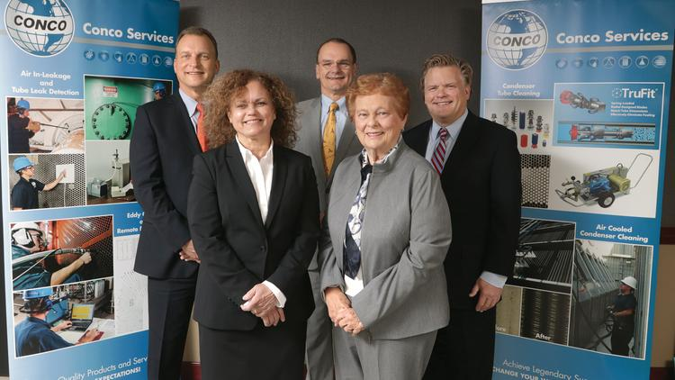 Pittsburgh Family Business award winner: Conco Services Corp