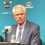 Charlotte Hornets new GM ready for a rebound