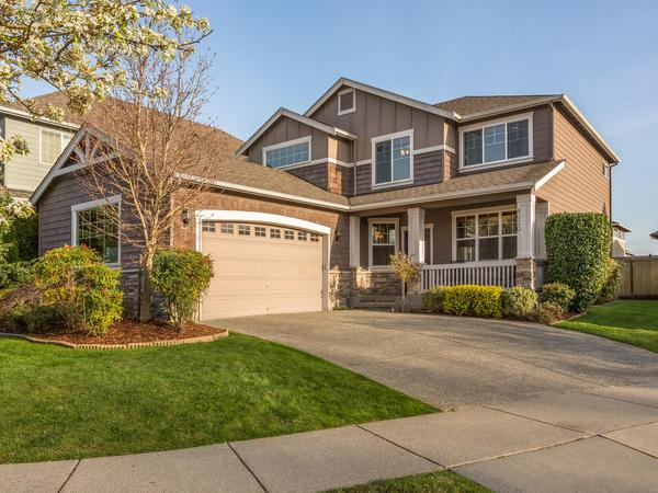 Home of the Day: Spacious Home in Bothell's Coveted Carriage Park Neighborhood