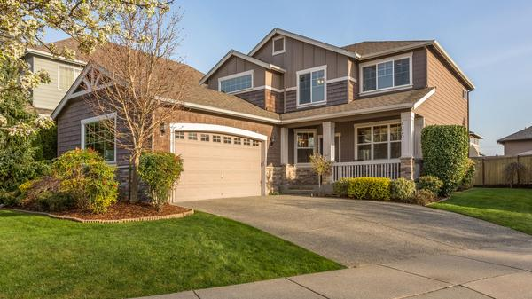 Spacious Home in Bothell's Coveted Carriage Park Neighborhood