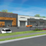New retail center going up in busy Triad location