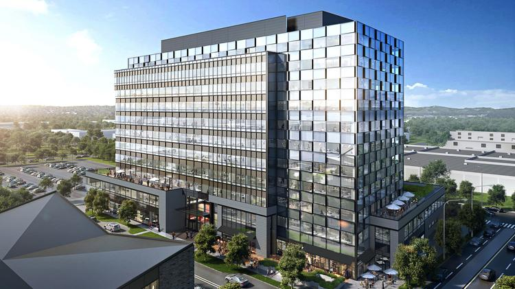 Wright Runstad & Co  of Seattle gambles by starting construction of