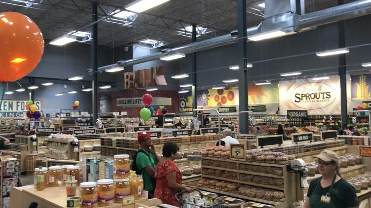 Why Sprouts Farmers Market (Nasdaq: SFM) opened its new