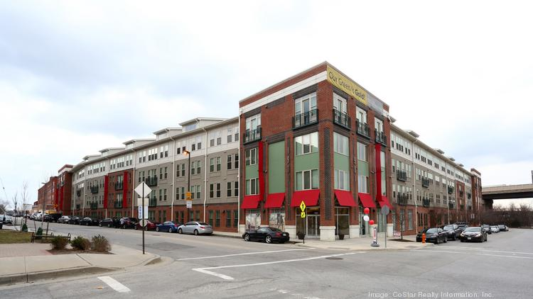 south baltimore apartment buildings part of 137 5m portfolio sale
