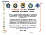 Backpage.com co-founder to be released from federal detention