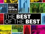Best in Real Estate Awards 2018