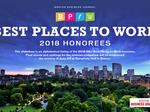 BBJ announces 2018 Best Places to Work honorees