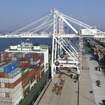 Port of Baltimore sets 38-year high for cargo in 2017