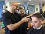 How a Portland barber is teaching a new generation about fresh cuts, building community