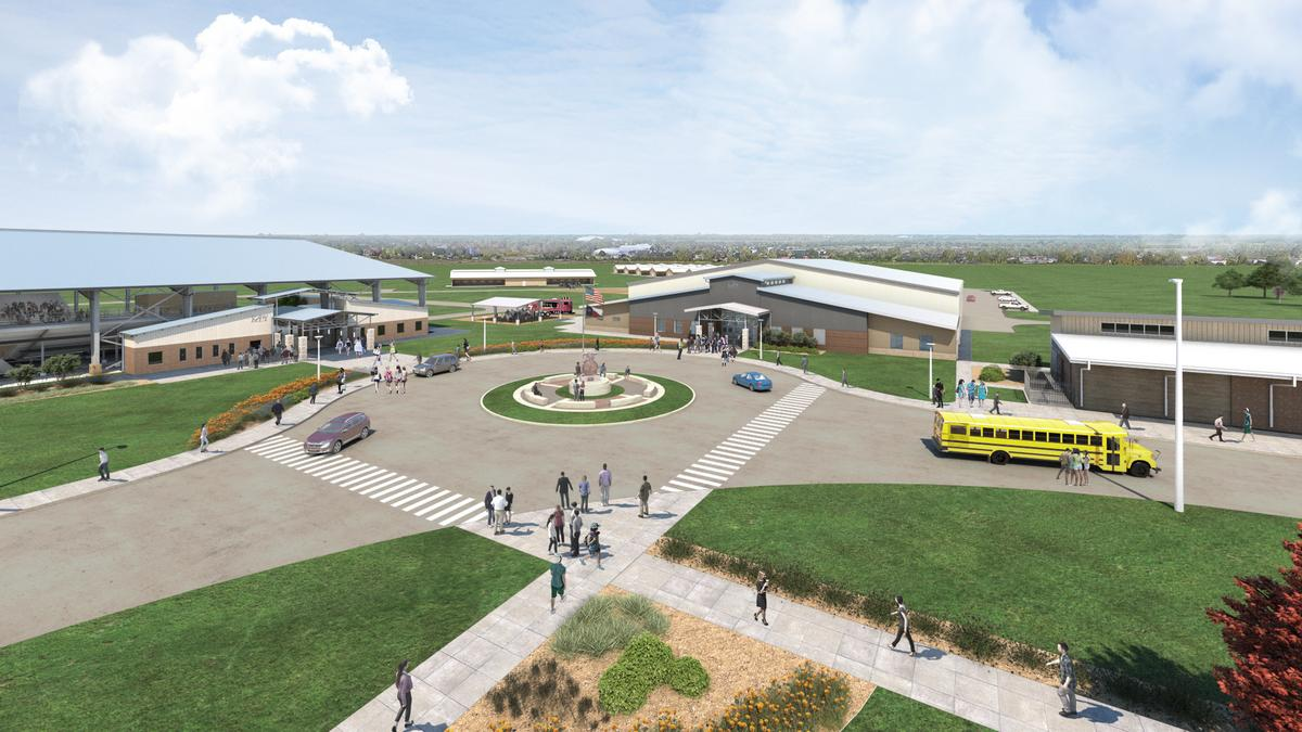 Katy ISD reveals more details on $33 7M agriculture center expansion