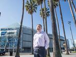 The Sharks' new co-president is a top blogger, a hockey fan and a pro at the staycation