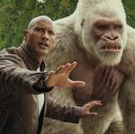 Flick picks: Dwayne <strong>Johnson</strong>'s 'Rampage' is big, dumb and no fun