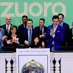 Here are the big winners in Zuora's soaring Wall Street debut
