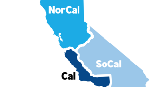 How many Californias should there be?