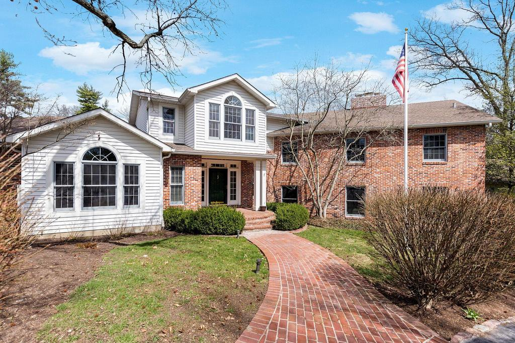 St louis luxury real estate for sale 00 fordyce lane for American classic real estate