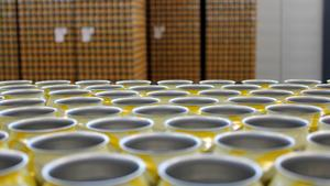 Boulevard fires up its new $10M canning line [PHOTOS]