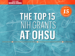 OHSU's top NIH recipients seek cures for HIV, cancer and more