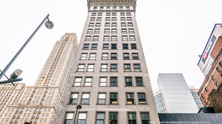 The Ingalls Building, Located At 6 E. Fourth St., Went To The