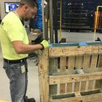 Not your granddad's pallet: Here's how even beds of wood are being innovated through technology (Video)