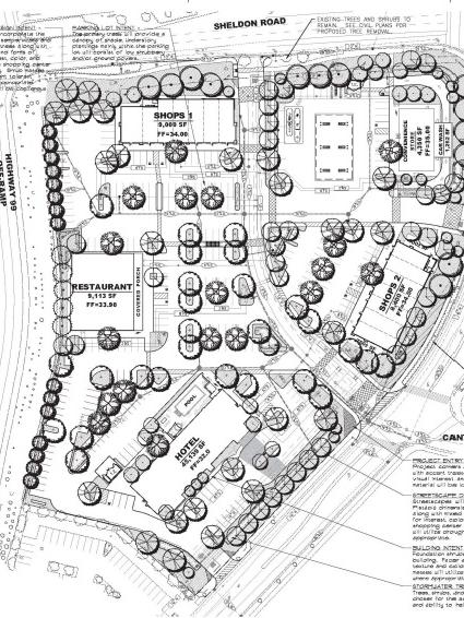 Sheldon Place Center Project In Elk Grove Would Include
