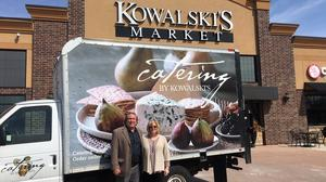 Kowalski's wants catering gigs, but it needs digs first