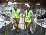 Construction continues as Artisanal's South End brewery targets late-spring opening (PHOTOS)