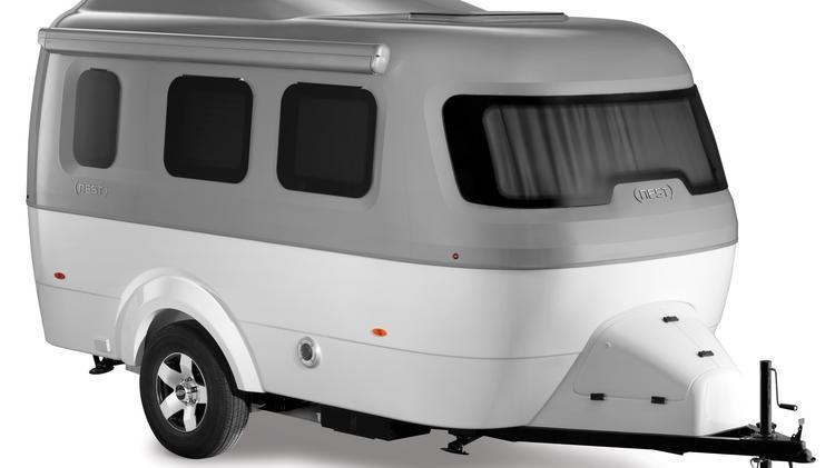 Airstream Travel Trailers >> Jackson Center Based Rv Manufacturer Airstream Inc Unveils