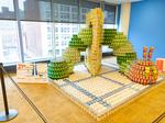 See which firms won this year's Cincinnati Canstruction competition: PHOTOS