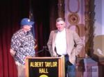 I shared a stage with actor and veteran R. Lee Ermey