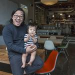Han Oak's Peter Cho on the beauty of running a restaurant that's also his home