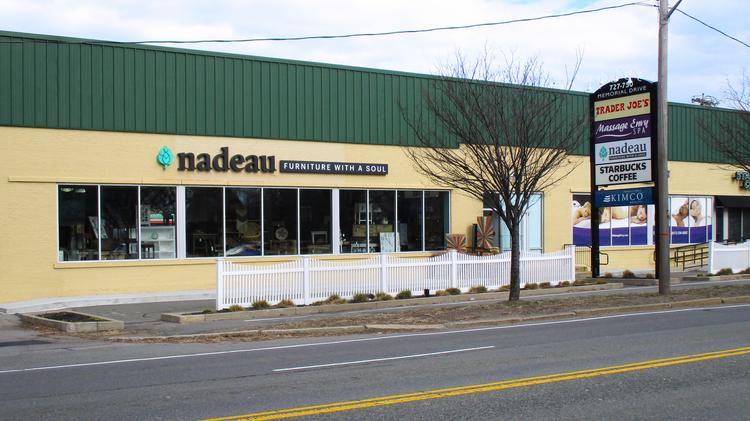 Nadeau  Furniture With A Soul, A Solid Wood Furniture Retailer Based In Los  Angeles