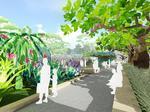 Houston Botanic Garden starts transformation of former golf course