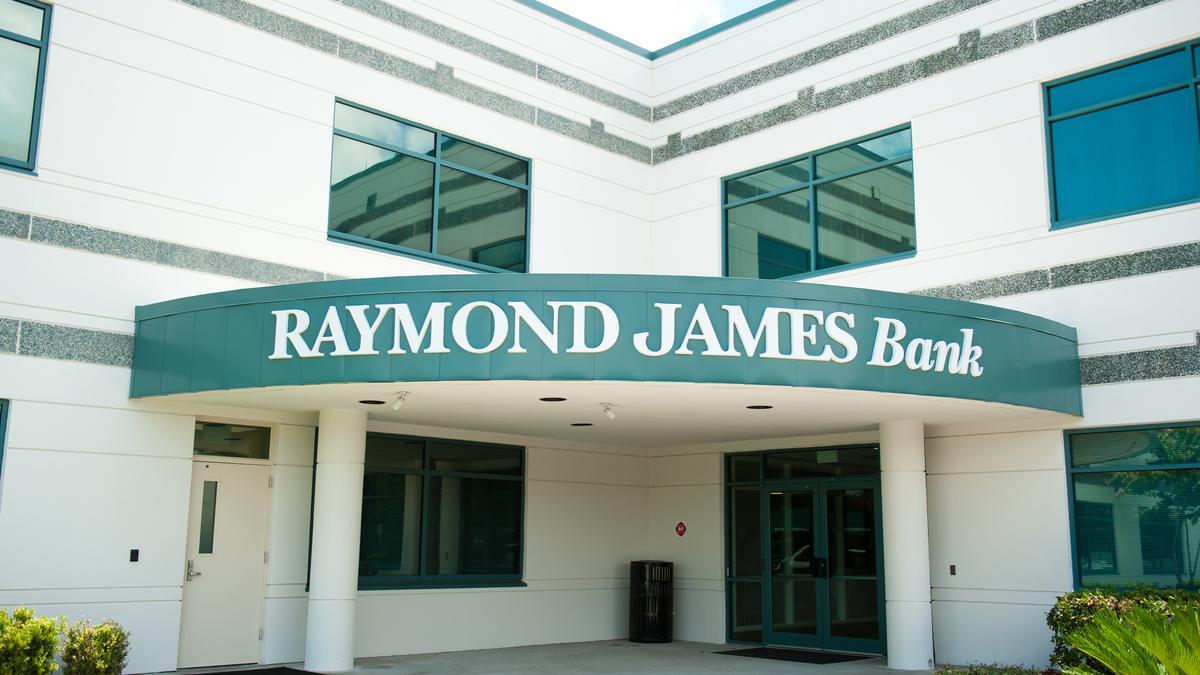 How far Raymond James Bank, other Tampa Bay banks have ...