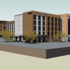 New images released of interesting Alpharetta mixed-use project (Renderings)