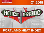 Heat Index: These 50 Portland metro neighborhoods start the year on fire