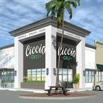 CRG expands health emphasis with new <strong>Ciccio</strong> Cali in South Tampa (New renderings)