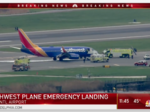 One dead in Southwest Airlines 737 emergency landing in Philadelphia