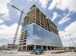 Domain's tallest tower — for now — rises high above North Austin; HomeAway has big hiring plans for new HQ